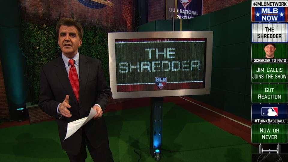 MLB Now: The Shredder