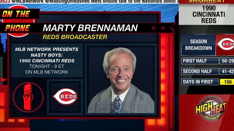 High Heat: Marty Brennaman