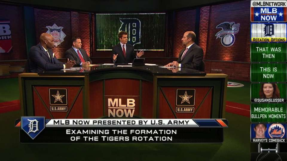 Digging In on Tigers rotation