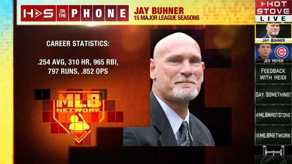 Hot Stove: Jay Buhner
