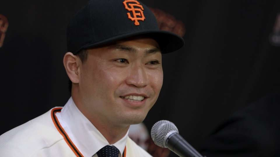 Short Feature: Aoki joins Giants