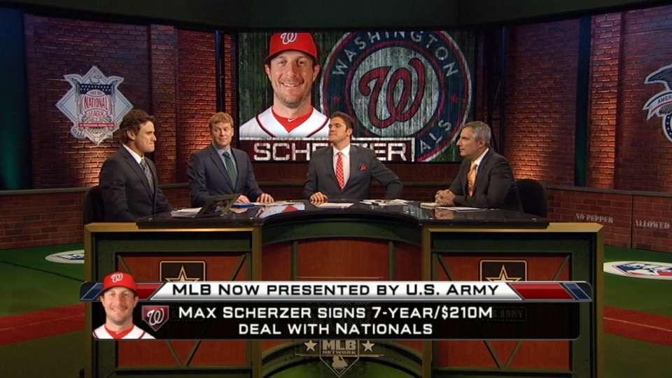MLB Now: Scherzer and Rasmus