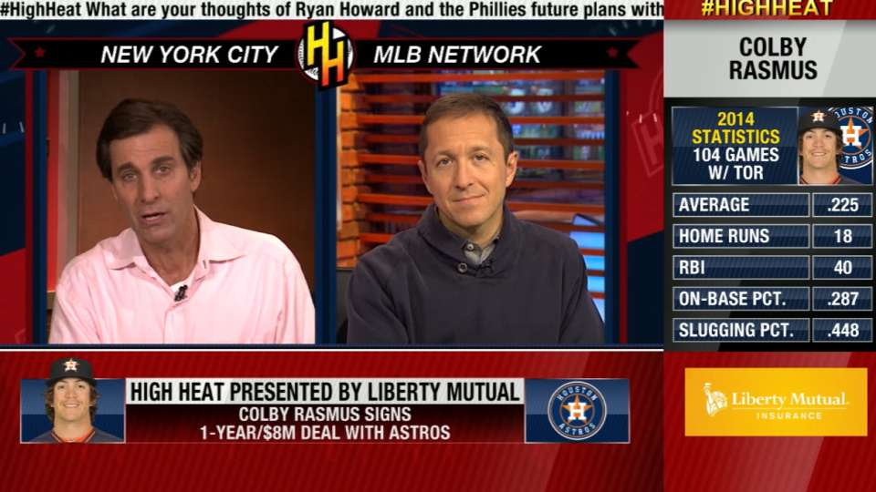 Ken Rosenthal on High Heat
