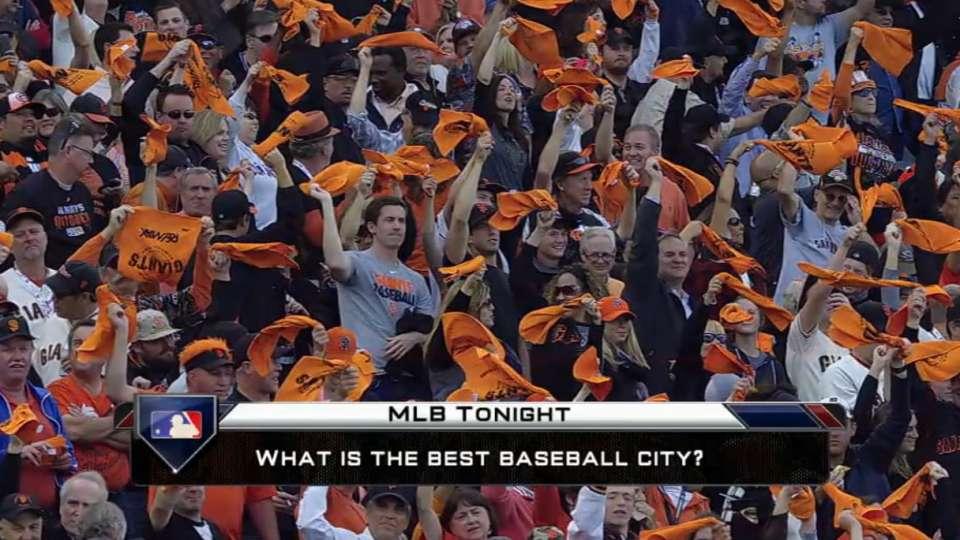 Best baseball cities