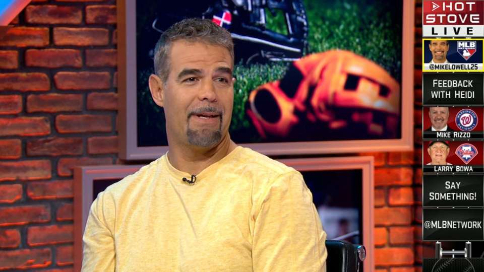 Hot Stove: Mike Lowell