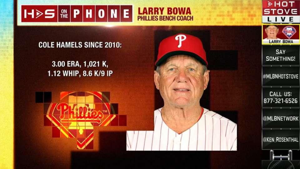 Hot Stove: Larry Bowa