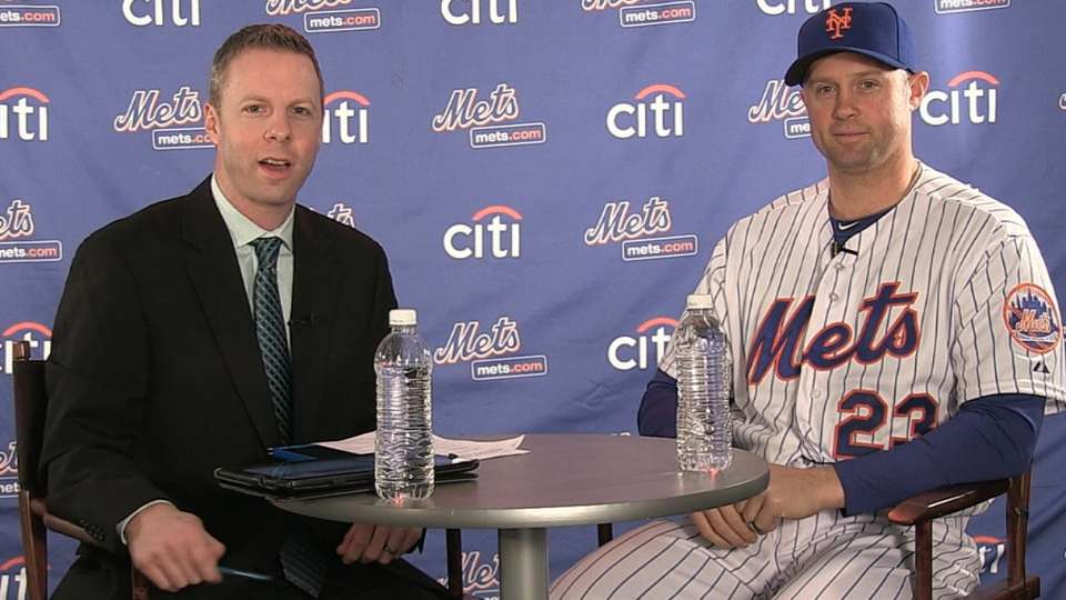 Mets' Cuddyer takes questions