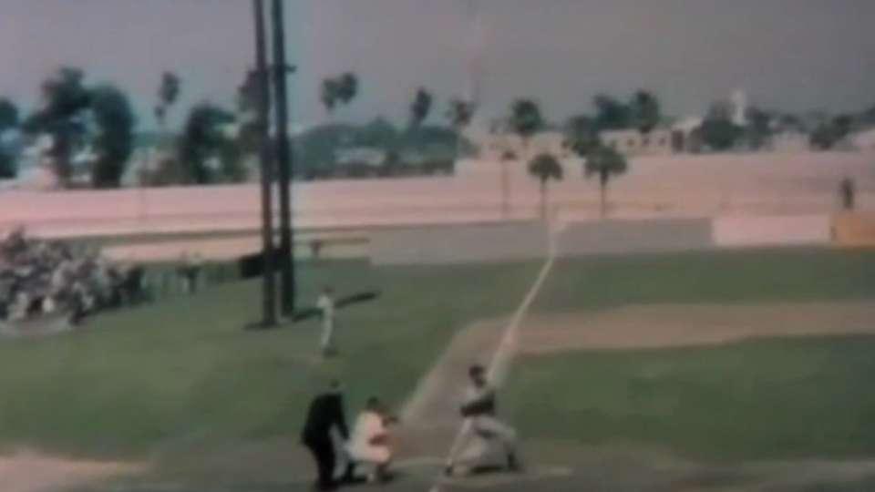 Vintage Spring Training footage