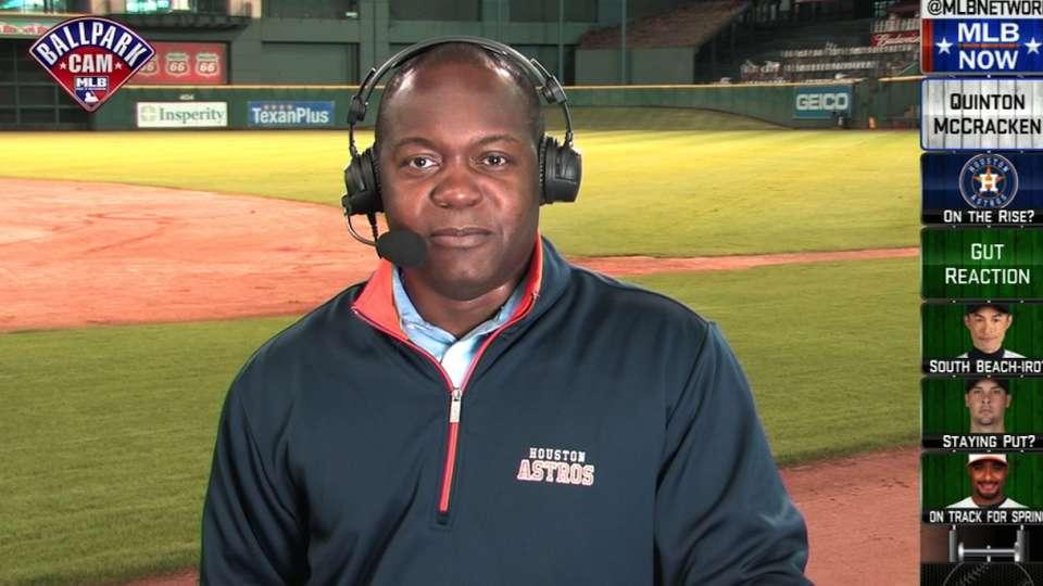 MLB Now: Quinton McCracken