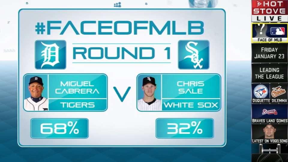 Face of MLB: Miggy vs. Sale