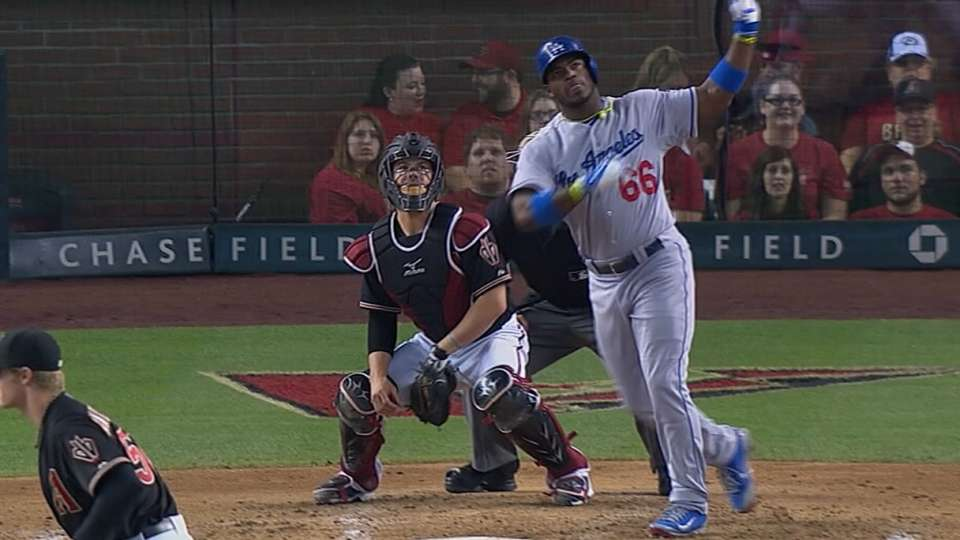 Outlook: Puig, OF, LAD