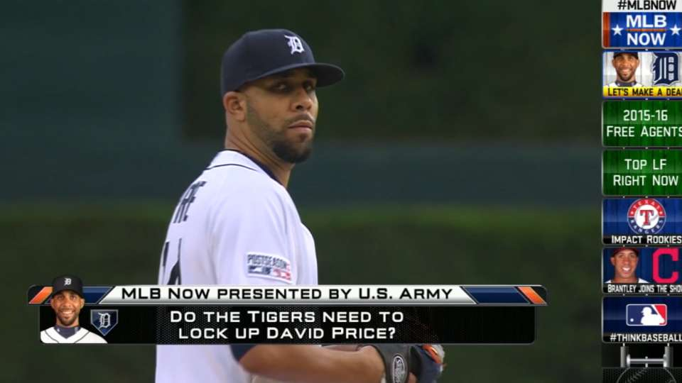 MLB Now on Price's future