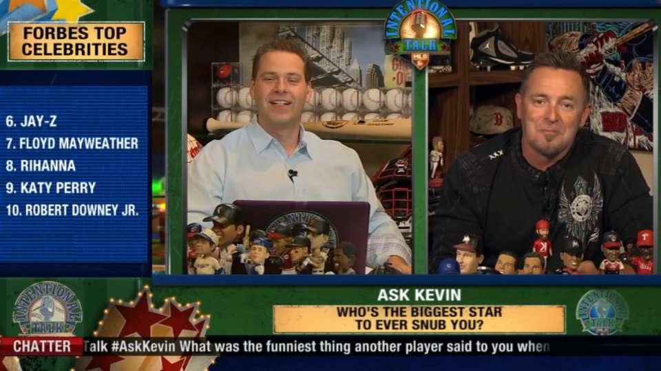 Ask Kevin: Celebrity snubs
