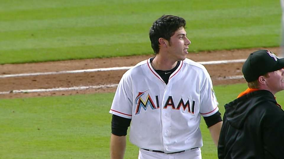 Outlook: Yelich, LF, MIA