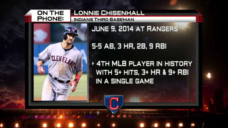 MLB Tonight: Lonnie Chisenhall