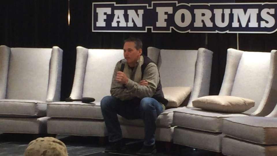 Biggio at 2015 Astros FanFest
