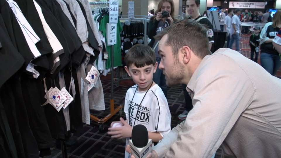 D-Rob buys young fan a jersey