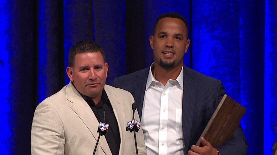Jose Abreu recibe premio