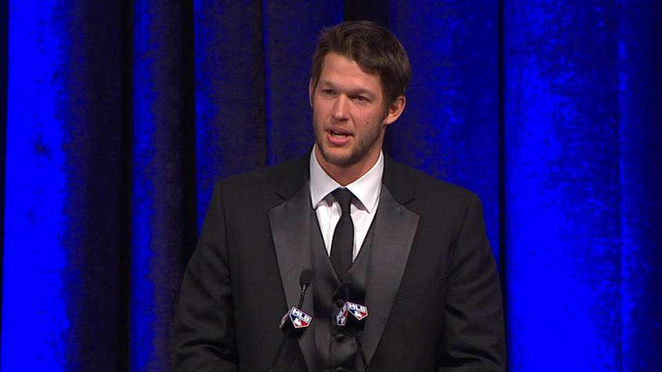 2014 NL MVP, Cy Young awards