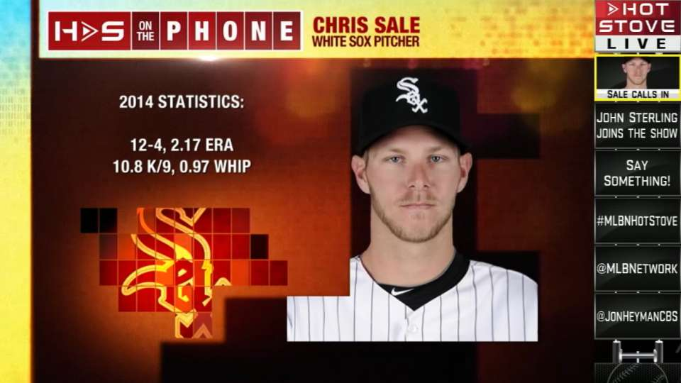 Sale phones in to Hot Stove