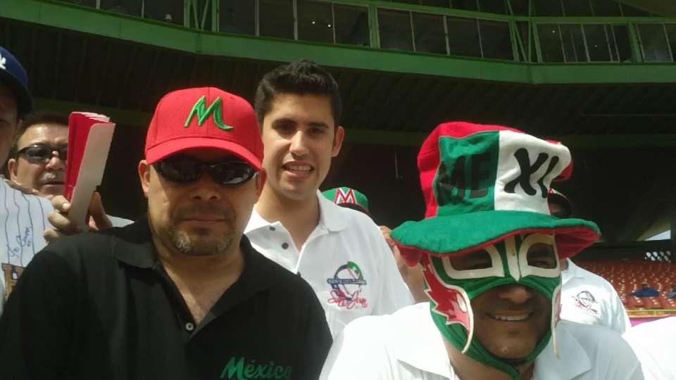 Sabor mexicano en San Juan