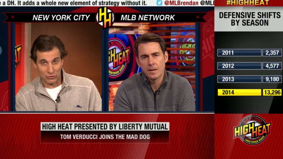 Verducci joins Mad Dog