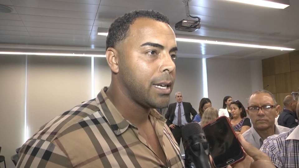Nelson Cruz habla expectativas