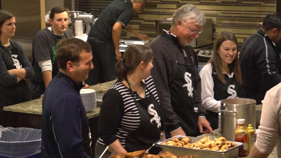 White Sox Meals from the Heart