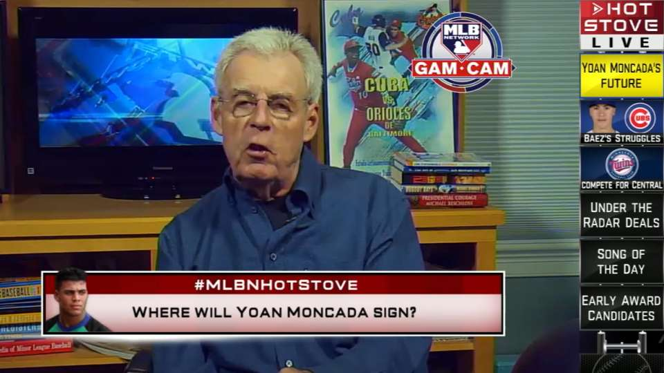 Gammons on Hot Stove