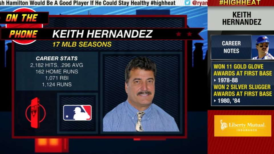 High Heat: Keith Hernandez