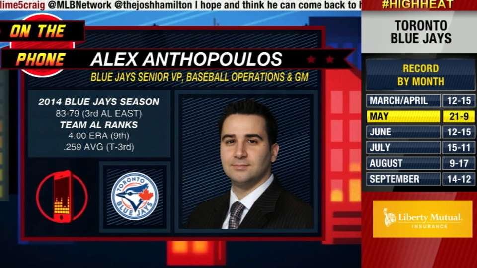 High Heat: Alex Anthopoulos