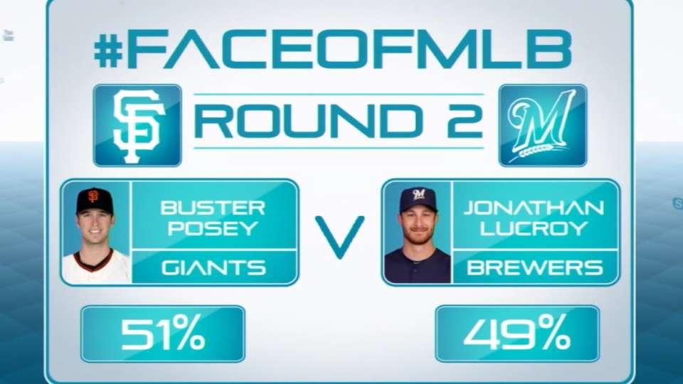 Face of MLB: Posey vs. Lucroy