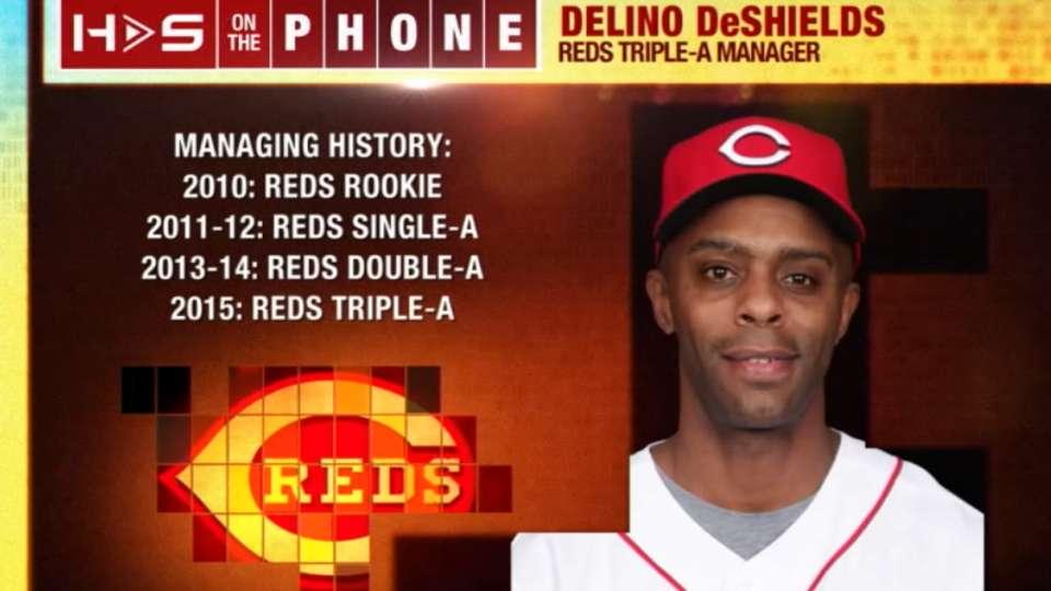 Hot Stove: Delino DeShields