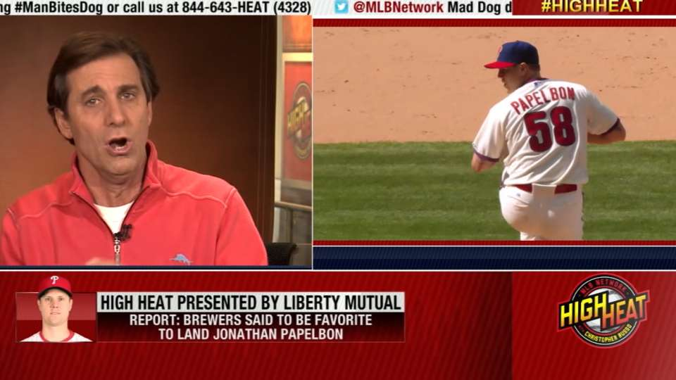 Russo on Papelbon possibilities