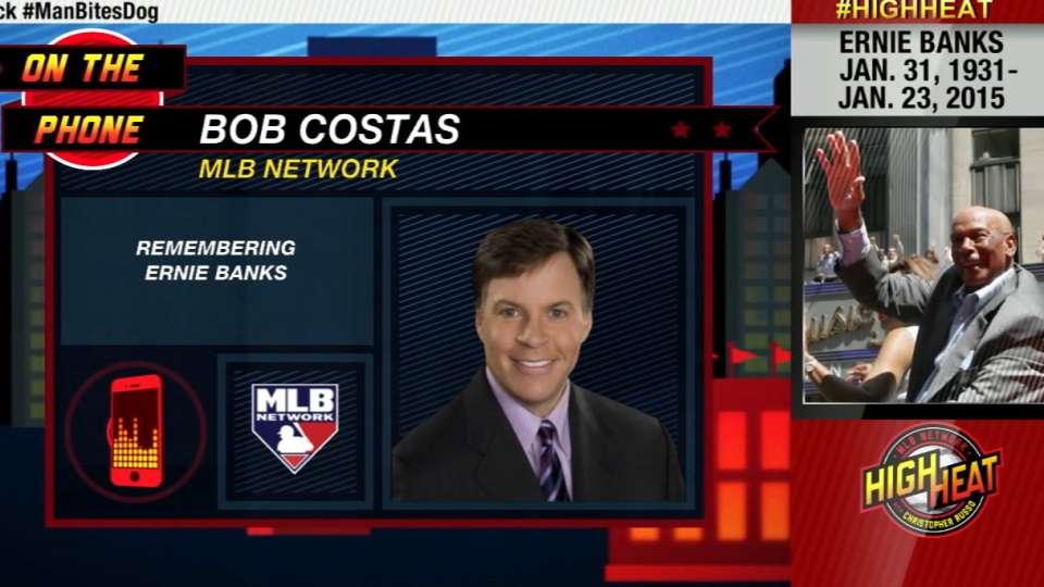 Costas calls in to High Heat