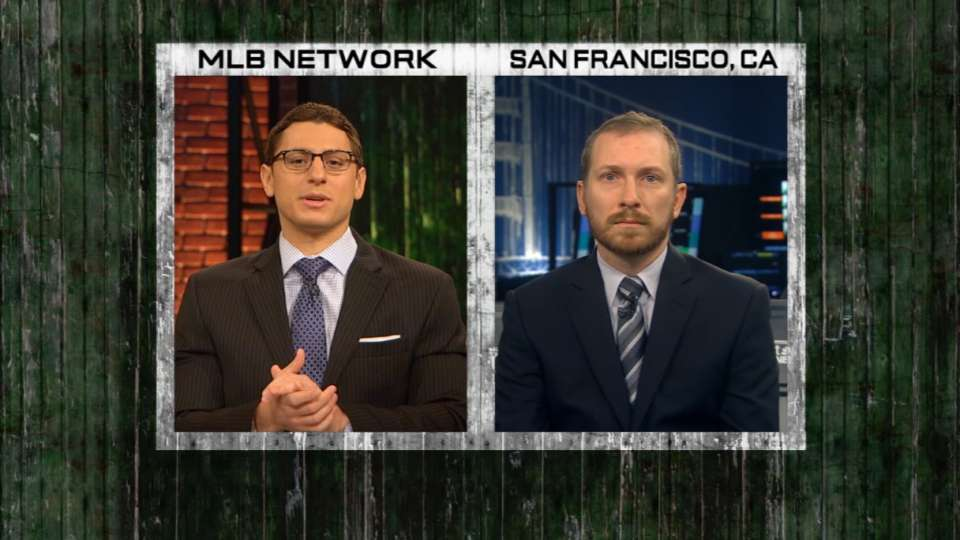 Brisbee joins MLB Now