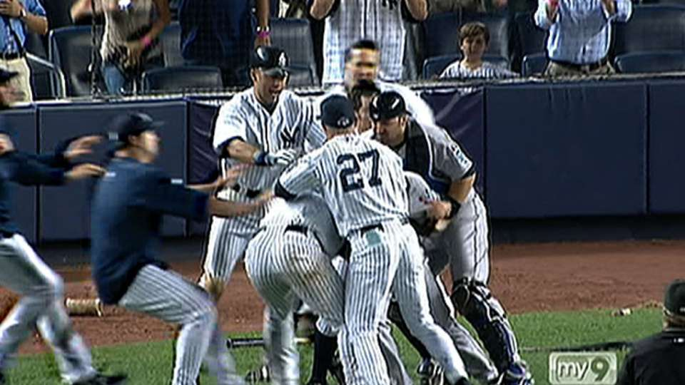 Tempers flare in the Bronx