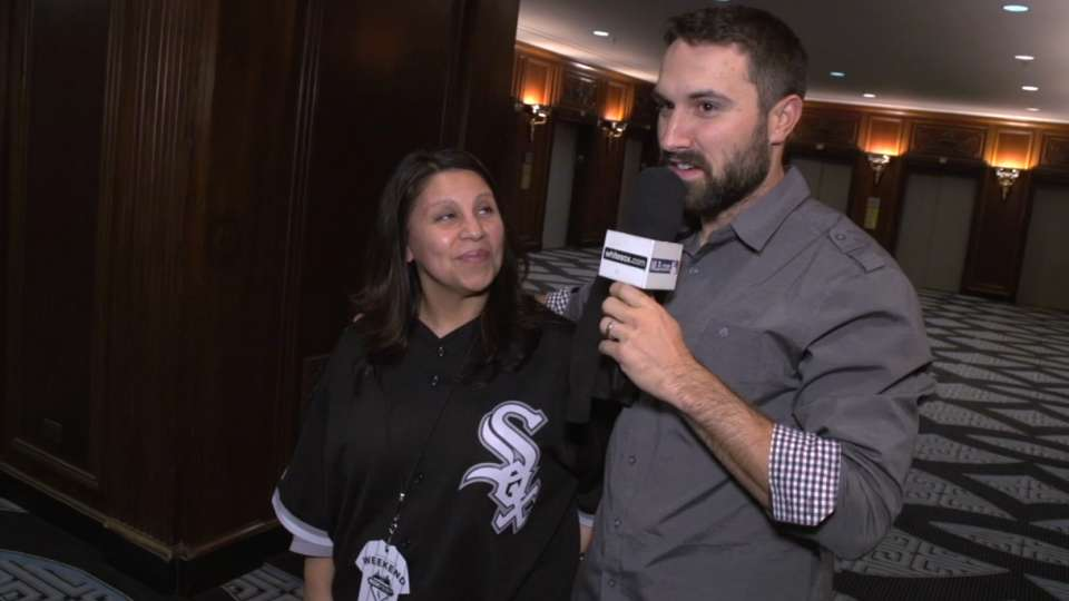 Adam Eaton reports from SoxFest