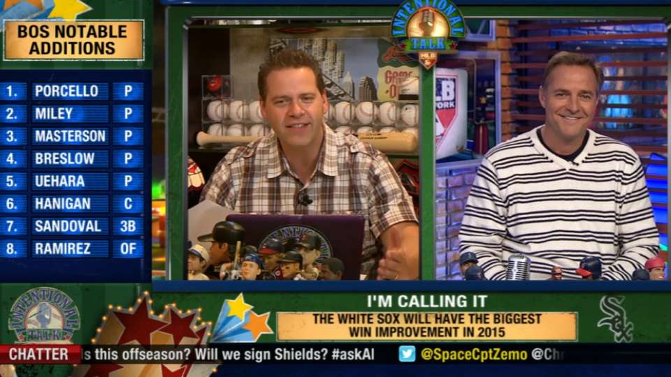 'Calling It' on Intentional Talk