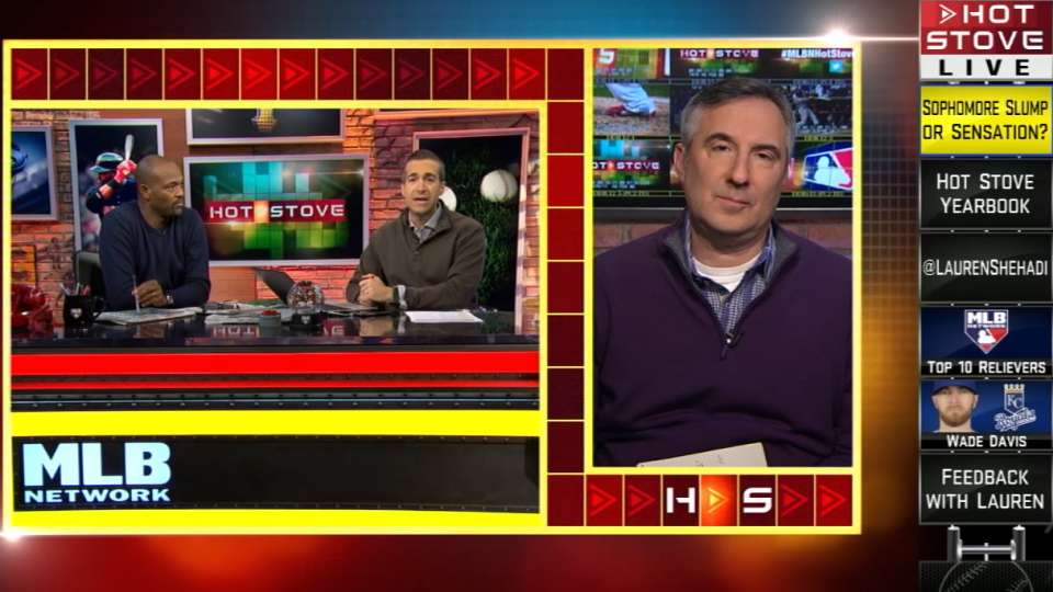 Hot Stove: Leading the League