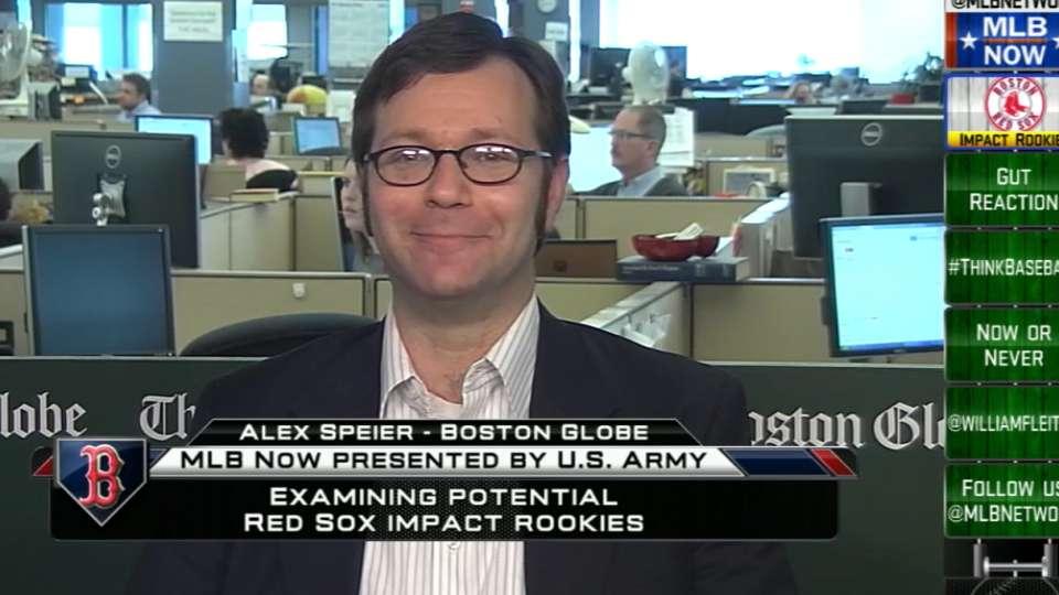 Speier on Red Sox prospects
