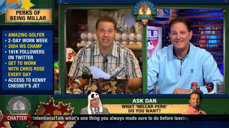 'Ask Dan' on Intentional Talk