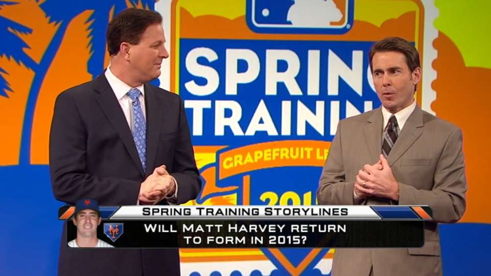 Biggest Spring Training stories