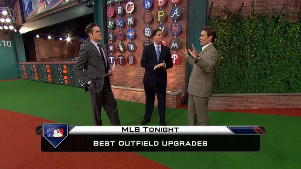 Best outfield upgrades