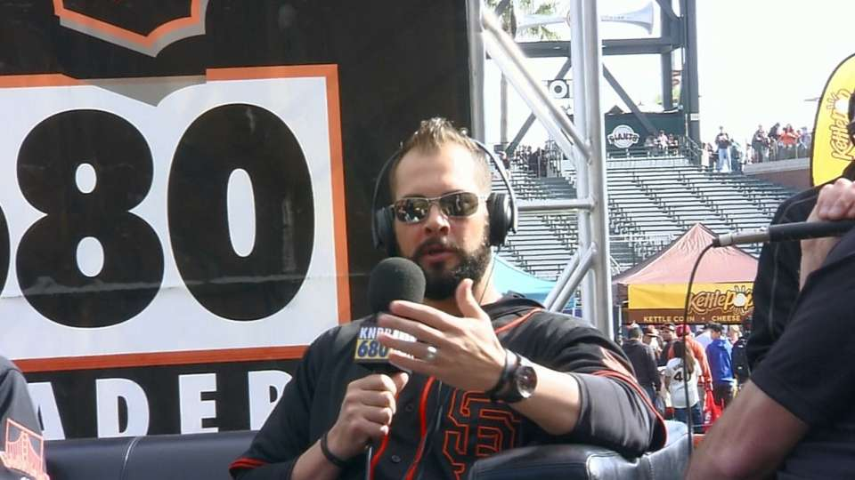 Vogelsong, Cain on pitch clock
