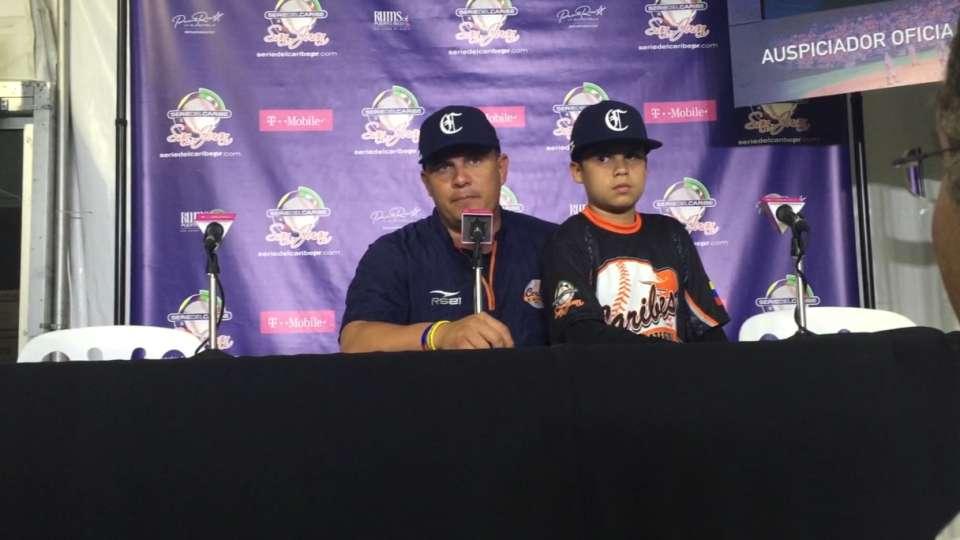 Lopez habla de derrota ante Cuba