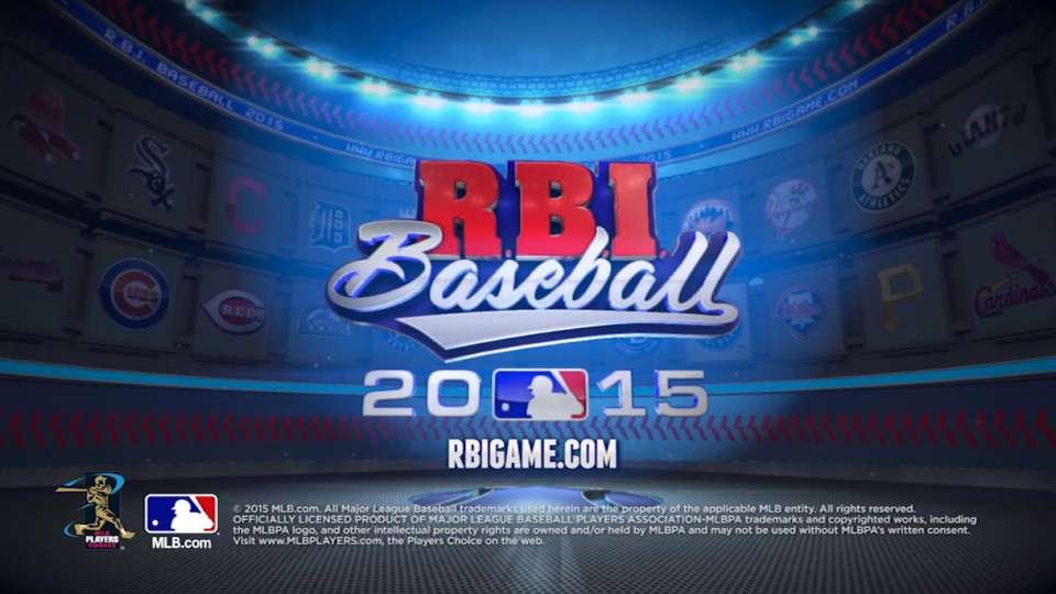 R.B.I. Baseball 15 teaser