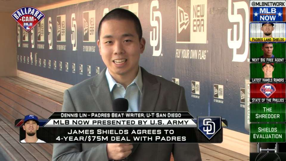 MLB Now: Dennis Lin