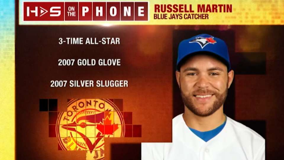 Hot Stove: Russell Martin