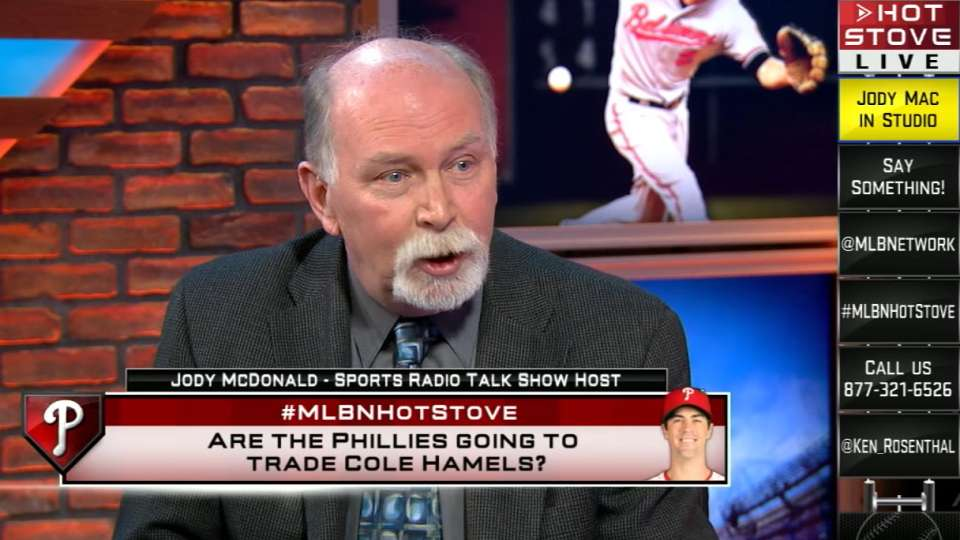 Hot Stove: Jody McDonald